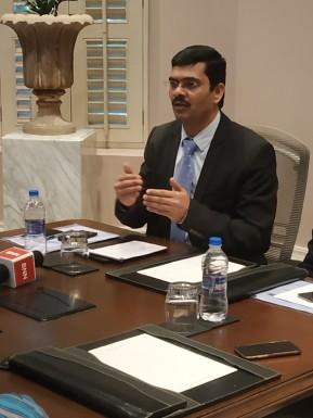 Pic 1- Gajanan Patil, Jt. Managing Director, AURIC.jpg