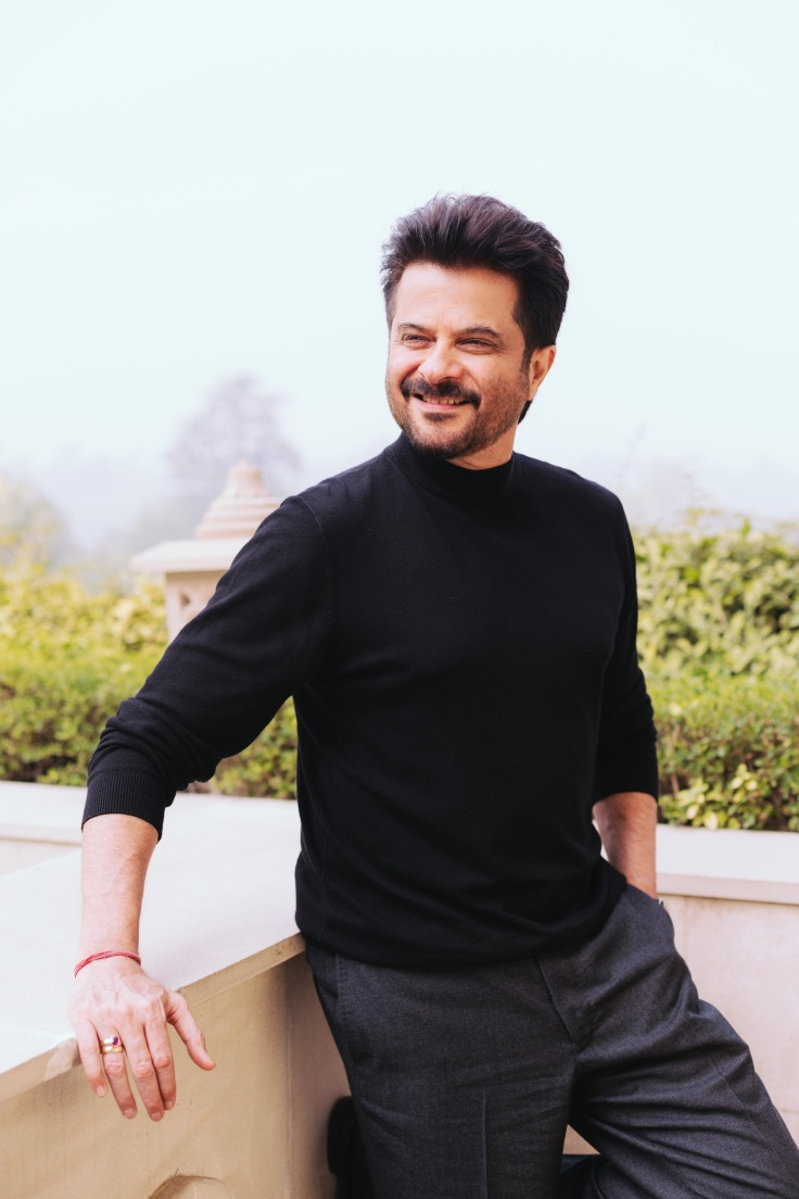 Anil Kapoor Supports Lionsgate Live!A Night At The Movies
