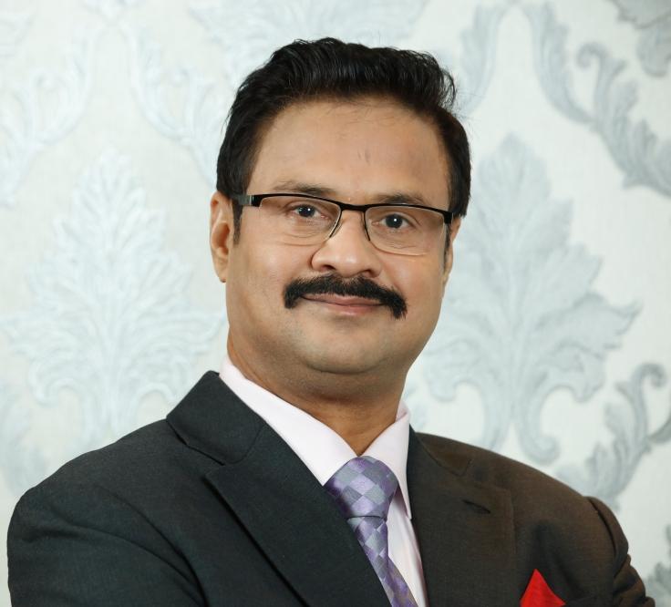 Dr. Dhananjay Datar, Chairman & Managing Director of Al Adil Trading,