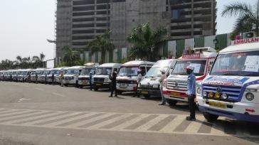Force Motors 'Mobile Dispensary'