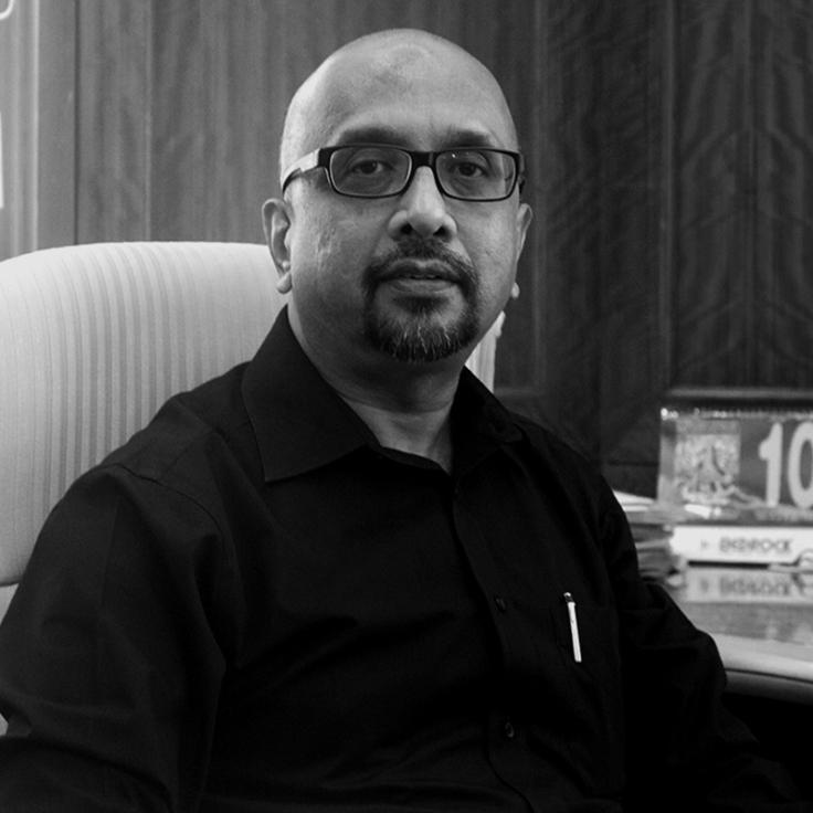 Mr. Rakesh Nigam - CEO of IPRS