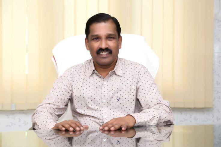 Dr. J. Hareendran Nair, Founder and Managing Director, PKHIL