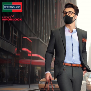 Peter England in Collaboration with HeiQ Switzerland Launches Innovative Antiviral Collection -2