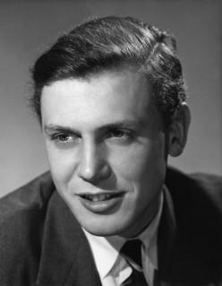 Picture Shows: David Attenborough, 1957