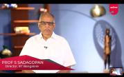 Professor S. Sadagopan, Director, IIIT Bangalore