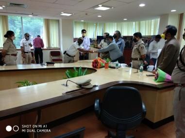 RJIL & donation CSR activity - Sh Amitabh Bhatia ,CEO , Reliance Jio, Karnataka